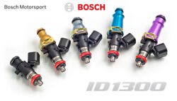 Injector Dynamics Id1300x Fuel Injectors With Pnp Non Turbo 993 911 Porsche 14mm