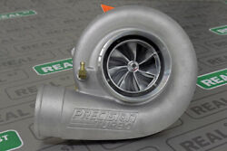 Precision Turbo Hp Billet 7675 Ball Bearing Gen 2 .81 Ar V-band Ss Inlet Outlet