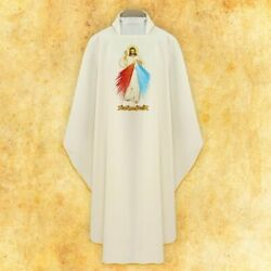 Chasuble Chasuble Andquotjesus I Trust In Youandquot