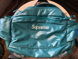 Supreme Waist Bag Authentic Fanny Pack Shoulder Bag FW17 Mens Accesories NYC