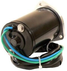 New Tilt Trim Motor For 40-100hp Yamaha Replaces 62x-43880-01 2-wire 12 Volt