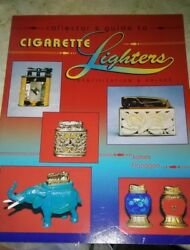 1995 Book Collector's Guide To Cigarette Lighters Id And Values 126pp Softcover