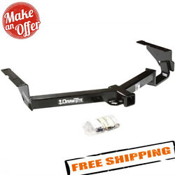 Draw-tite 75586 Class Iii Trailer Hitch Receiver For 2008-2013 Toyota Highlander