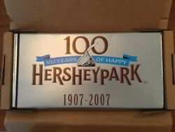 Hershey 5 Lb Bar Of Chocolate 1907-2007 100 Year Anniversary Collectible