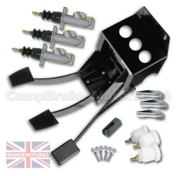 Fits Ford Anglia 105e Top Mounted Hydraulic Pedal Box Kit Andndash Direct Replacement