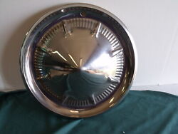 Nos 1960 Ford Galaxie Starliner Full Wheel Cover Sunliner Fomoco 60
