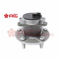 New Rear Wheel Hub And Bearing Assembly For Chrysler Dodge Jeep W/ Abs 512332x1