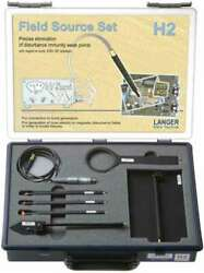 Langer Emv H2 Set - Magnetic Field Sources Emc Tools And Probes