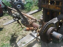 1980 - 84 Dodge W150 Ramcharger Dana 44 Front Axle Assembly Jeep Swap Will Ship