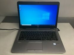 HP Elitebook 840 G3 Core i7 6600U @2.60GHz 8GB RAM 256GB SSD 12.5