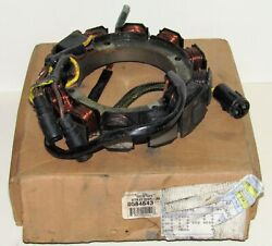 Omc Outboard Marine Corp Boat 35amp Stator Assembly Part No. 0584643