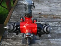 Restored Ww2 Righter Us Army Air Force Drone Target Engine With Carb Will Ship