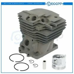50mm Cylinder Piston Kit For Stihl Ms441 Ms 441 Chainsaw Big Bore 1138 020 1201