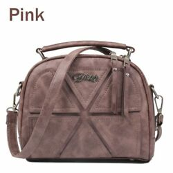 Women Small PU Leather Handbags 2019 Vintage Crossbody Bags For Women $25.35