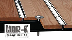 Ford Truck Short Flareside F-100 Complete Bed Wood Kit Stainless 1961 - 1964