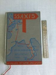55 Axis - With The Royal Canadian Regiment 1939-45