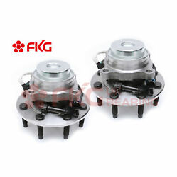 Front Wheel Hub Bearing 8 Lug For 03-16 Chevrolet Express 2500 3500 2wd 515059x2