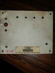 Northern Lights Dual Station Relay Board Assembly 22-70063 24 Volt Used