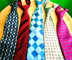 Lot of 5 assorted Silk Ties Vincenzo Nordstrom and more authentic $7.99