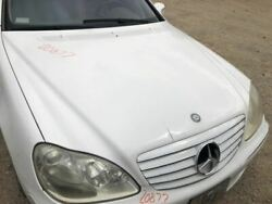 Crossmember/K-Frame 215 Type Front CL65 Fits 00-06 MERCEDES CL-CLASS 483953