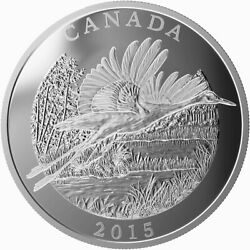 2015 Canada 125 Conservation Series - The Whooping Crane - .9999 Fine