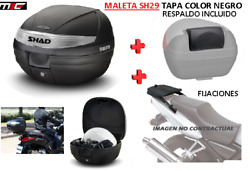 Shad Kit Trunk Rear Sh29 Fixing Support Passenger Benelli Bn 125 2018 2018