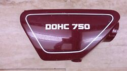 1977-78 Yamaha Xs750 Dohc Right Side Cover Panel Pl209-sc21+