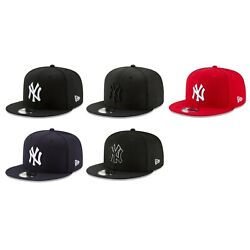 New York Yankees NYY MLB Authentic New Era 9FIFTY Snapback Cap 950 Hat