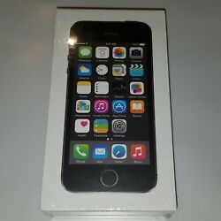 Unopened, Apple Iphone 5s - 16gb - Space Grey Unlocked A1533 Gsm Us Stock