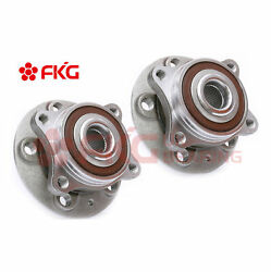 2x Front Wheel Hub Bearing Left Lh Or Right Rh For Volvo V70 S60 S80 Xc70 513194