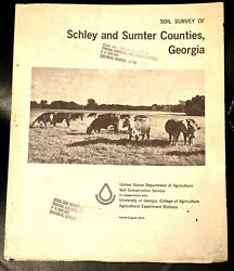 Soil Survey of Schley & Sumter Counties_Georgia_Department of Agriculture_1974