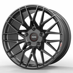 18 Momo Rf-20 Grey 18x8.5 Concave Forged Wheels Rims Fits Volkswagen Golf