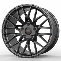 19 Momo Rf-20 Grey 19x8.5 19x10 Concave Forged Wheels Rims Fits Ford Mustang Gt