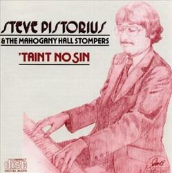 Steve Pistorius - And039tainand039t No Sin New Cd