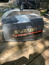 Ip2322 Suzuki Dt100 Engine Cover Cowling Assy 1996 100hp 90hp
