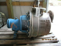 Goulds Power D 3196 A20 Self Priming Ss 4x4x13 Pump 920915k Used