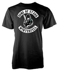 Game Of Thrones Sons Of Stark Winterfell Kids T Shirt