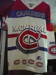 Montral Canadians Nhl Collectable Hockey Sweater