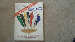 Indianapolis Speedway Official 1975 Race Programme ....126 Pages