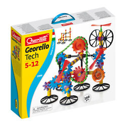 Advanced Tech Gears Andndash Georello Tech | 266-pieces With Gears And Pulleys