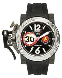 Graham Chronofighter Oversize Tourist Trophy Automatic Men's Watch 2OVUV.B33A