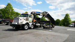 100% TAX DEDUCT TREE CARE PACKAGE: 120' GRAPPLE SAW TRUCK: 2009 Western Star