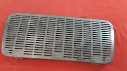 Fiat 2300 S Coupe Speaker Grill Dashboard
