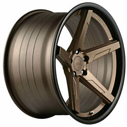 20 Vertini Rfs1.7 20x9 20x10.5 Concave Forged Wheels Rims Fits Dodge Challenger
