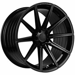 20 Stance Sf09 Black 20x10.5 Concave Forged Wheels Rims Fits Audi Allroad