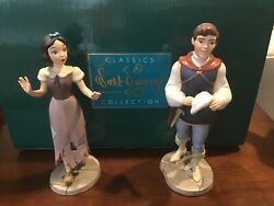 Wdcc Snow White Wishing Well Figurines Bring Disney Home To You