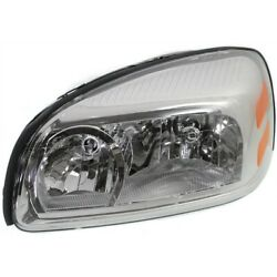 25891660 Gm2502256 Headlight Lamp Left Hand Side For Chevy Driver Lh Montana