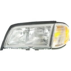 Headlight Lamp Left Hand Side For Mercedes C Class Driver Lh C230 C280 Mb2502106