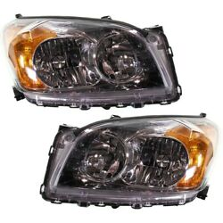 Headlight Lamp Left-and-right To2503206 To2502206 811500r020 811100r020