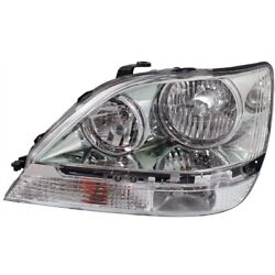 Hid Headlight Lamp Left Hand Side Hid/xenon Driver Lh Lx2502116 8115048130